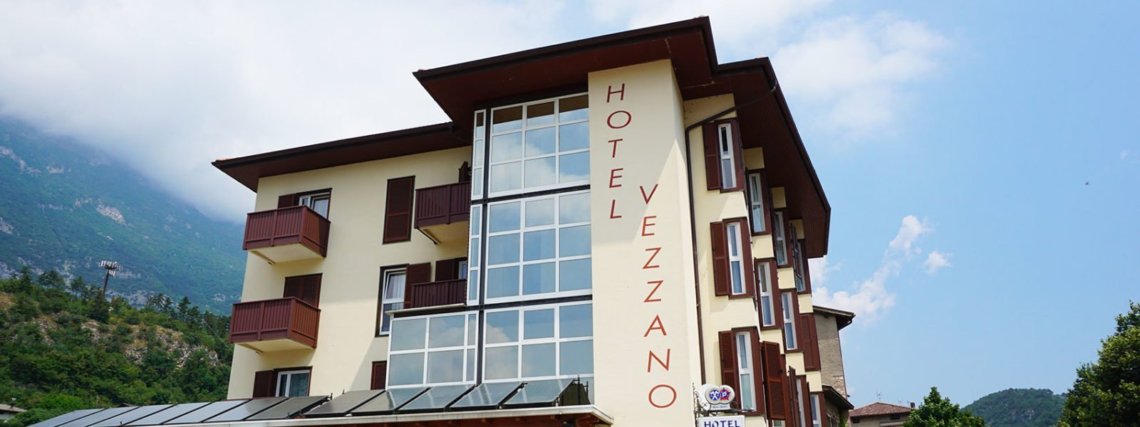 Hotel Vezzano in Trentino