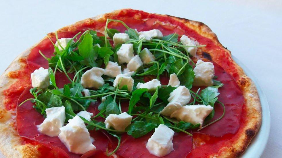 Le speciali pizze del Ristorante Pomodoro