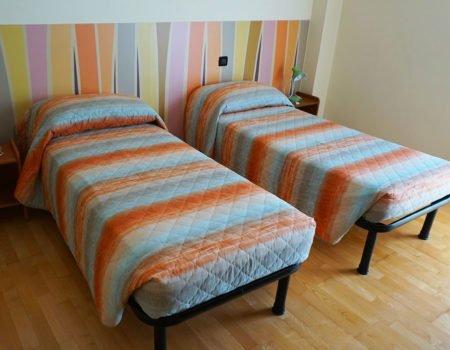 Stanza da letto doppia