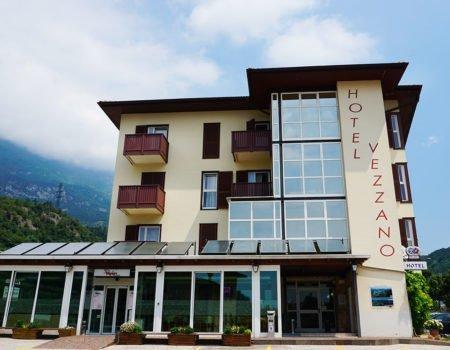 Esterno Hotel Vezzano