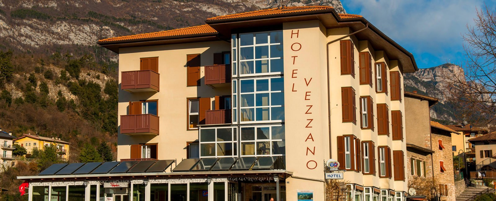 Hotel Vezzano nella Valle dei Laghi, per il tuo soggiorno in Trentino